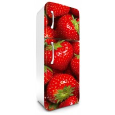 Fridge Sticker Strawberry (FR-180-022 - 65 x 180 cm)