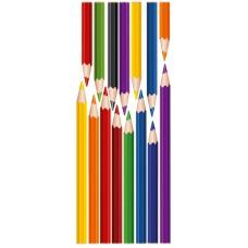Wall Sticker Pencils (ST2 003 - 65 x 165 cm)