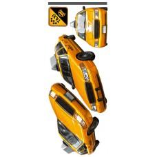 Wall Sticker Taxi (ST2 008 - 65 x 165 cm)